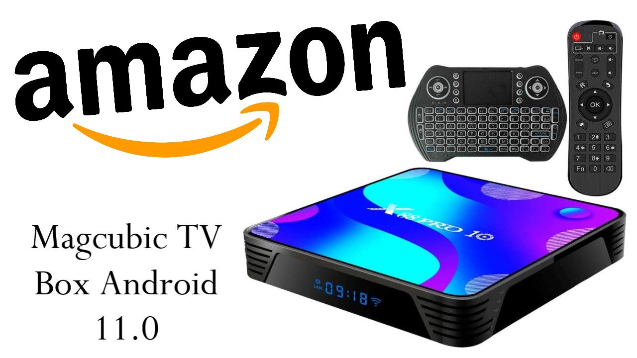 Magcubic TV Box Android 11.0