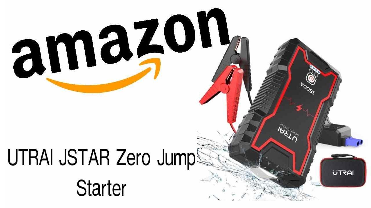 UTRAI JSTAR Zero Jump Starter