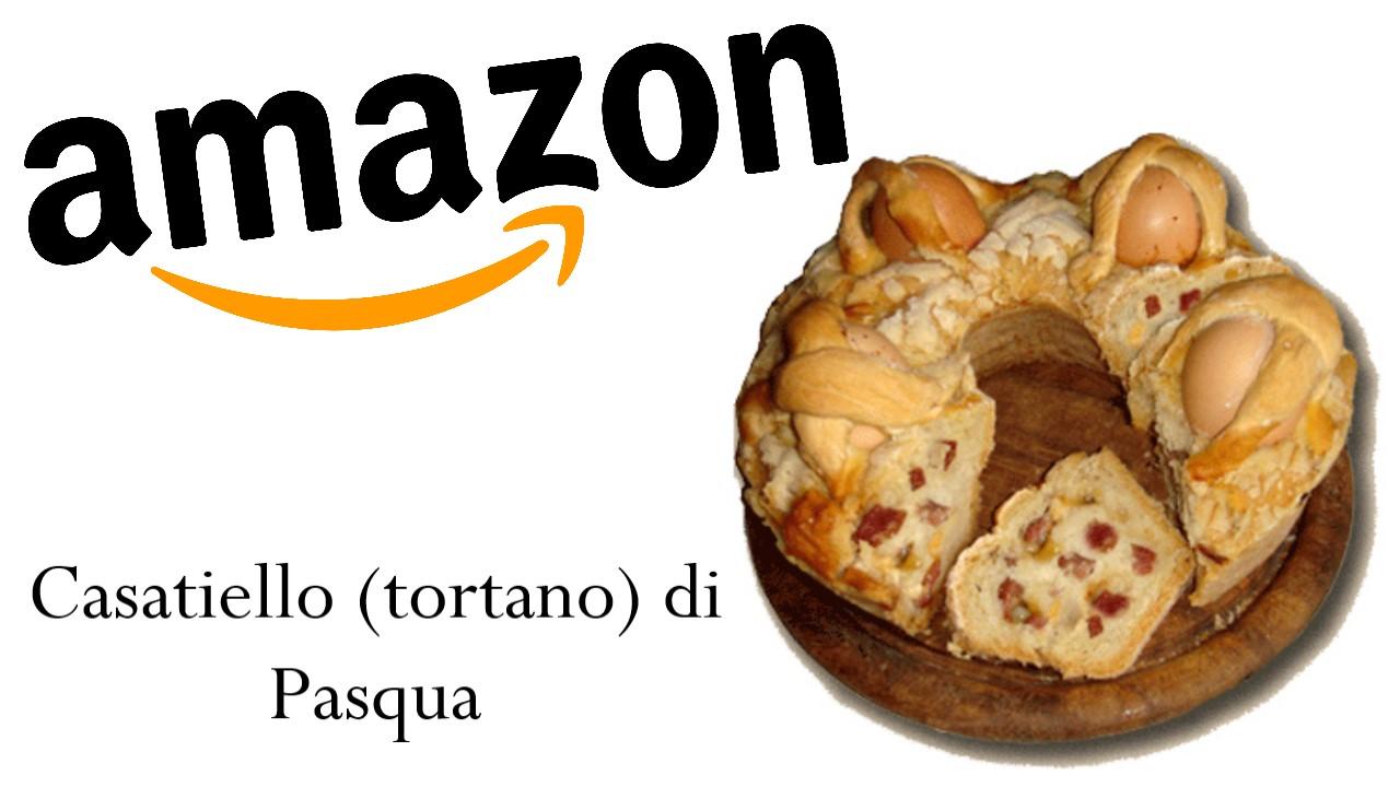 Promozione Amazon tortano