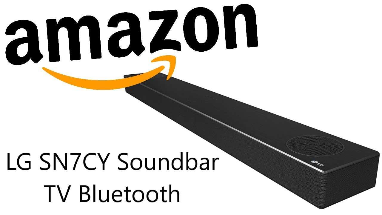 Sconto Amazon su LG Soundbar