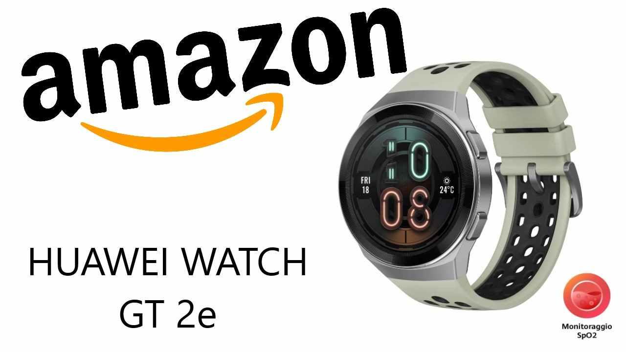 Sconto su Watch GT 2e