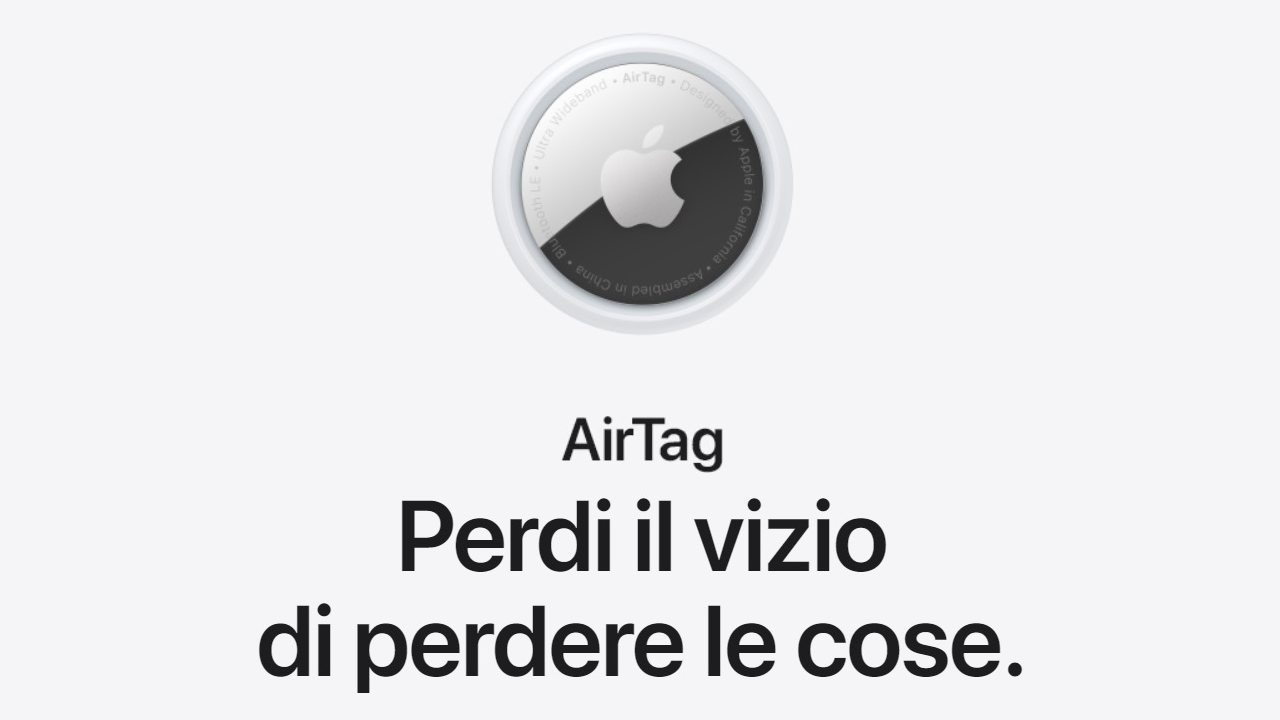 Sistema AirTag