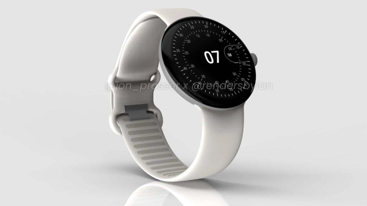 Nuovo smartwatch Google