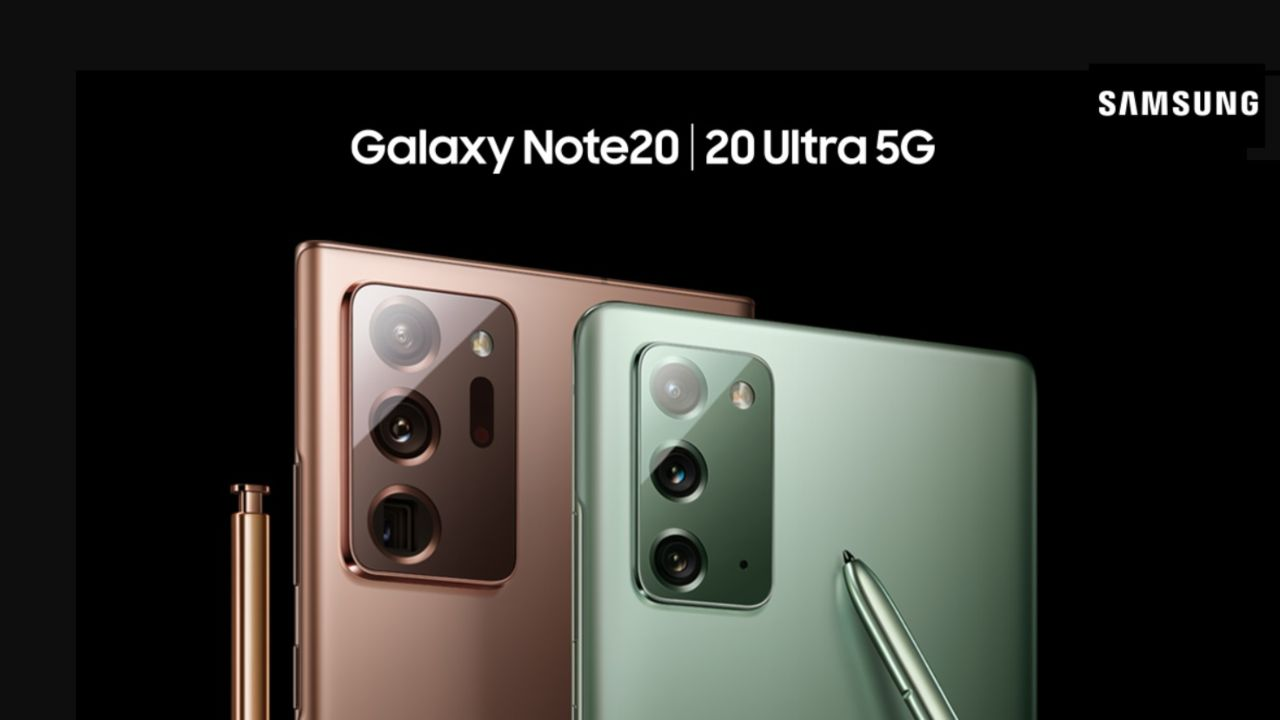 Modello Galaxy Note20