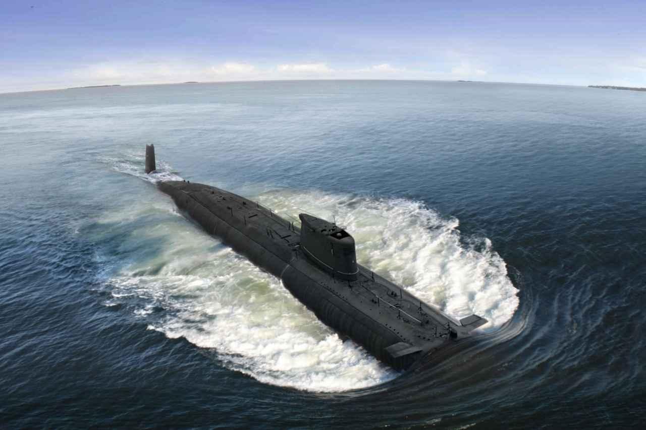 Sottomarino indonesiano (Adobestock)