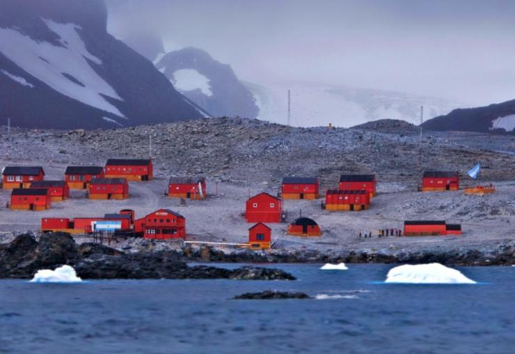 Scioglimento ghiacciai Antartide (Foto Lindro)