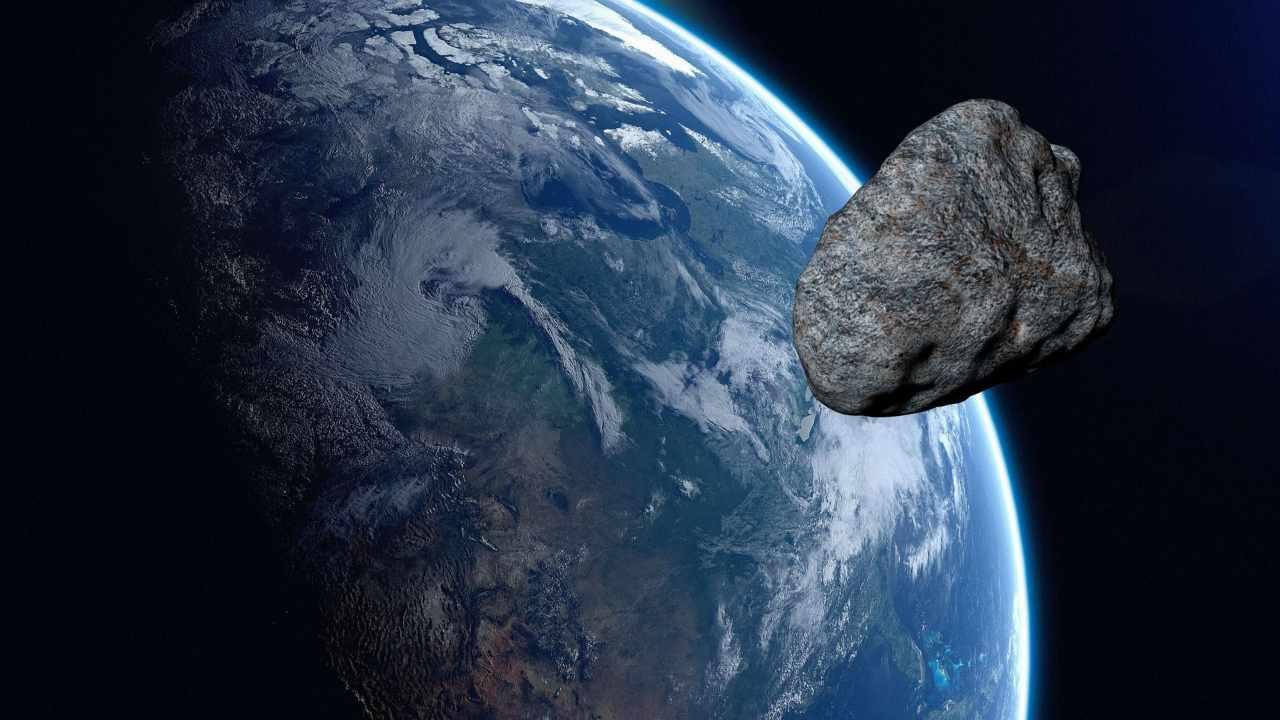 Asteroide sulla Terra (Foto Meteo.it)
