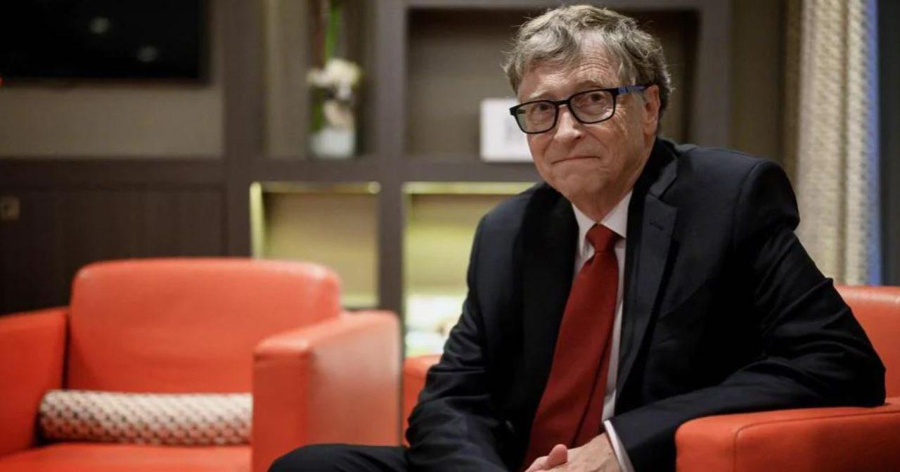 Bill Gates (Foto IlSole24Ore)