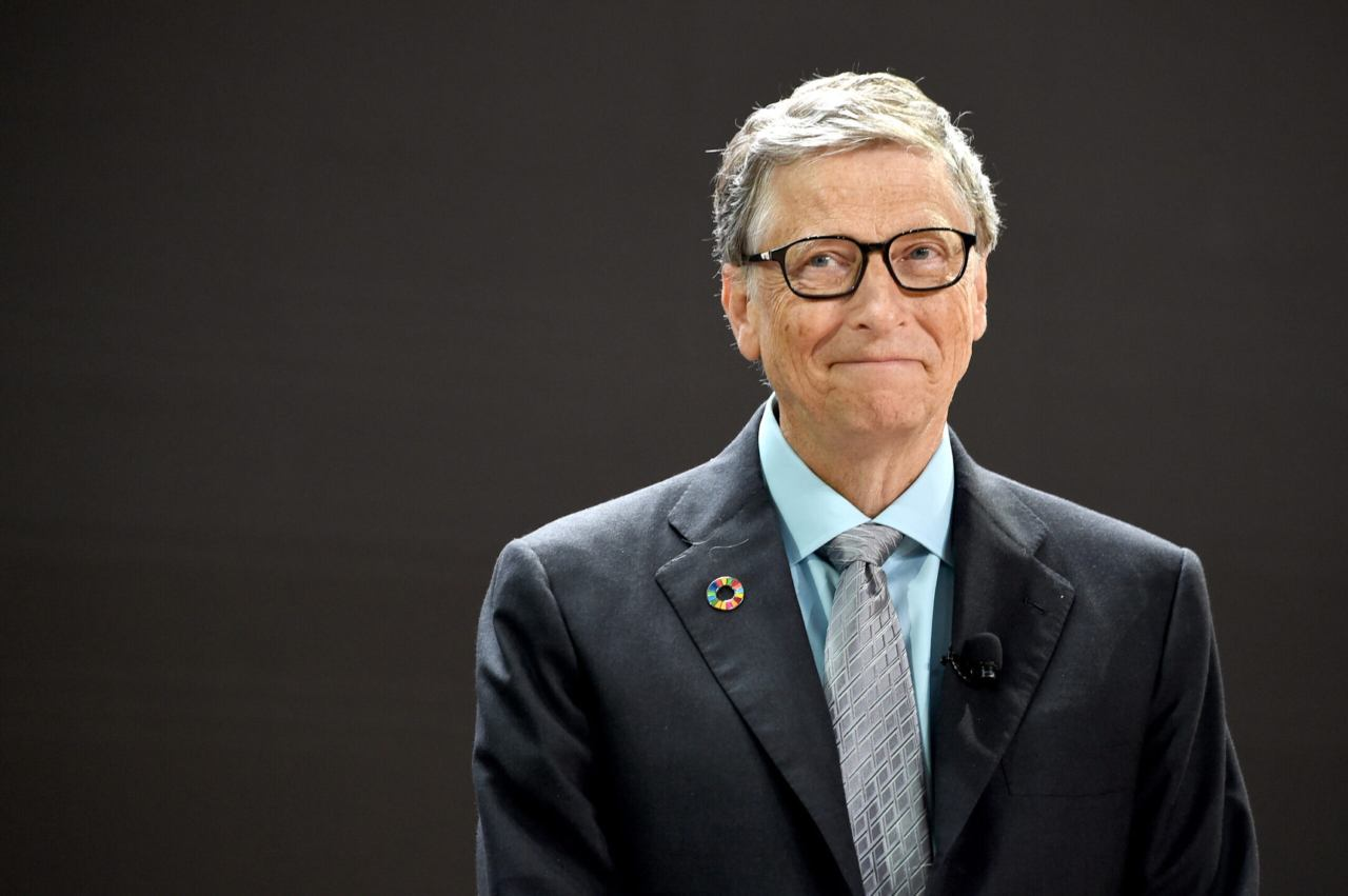 Bill Gates (Foto Forbes)