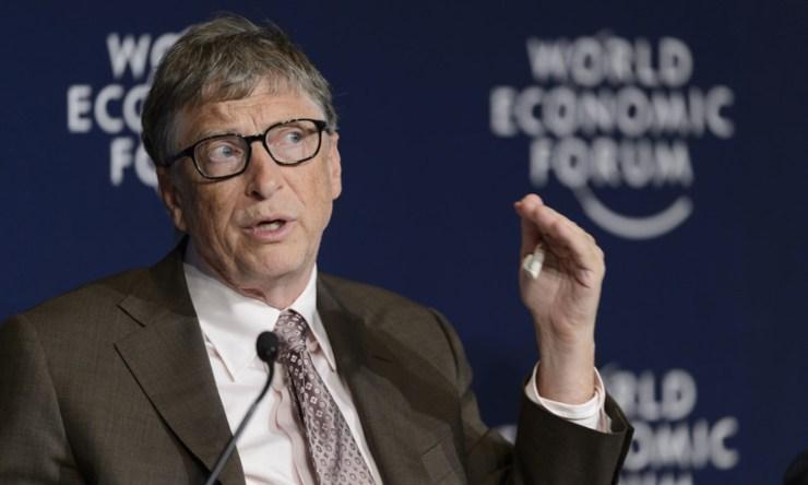 Bill Gates (Foto Ilmeteo.it)