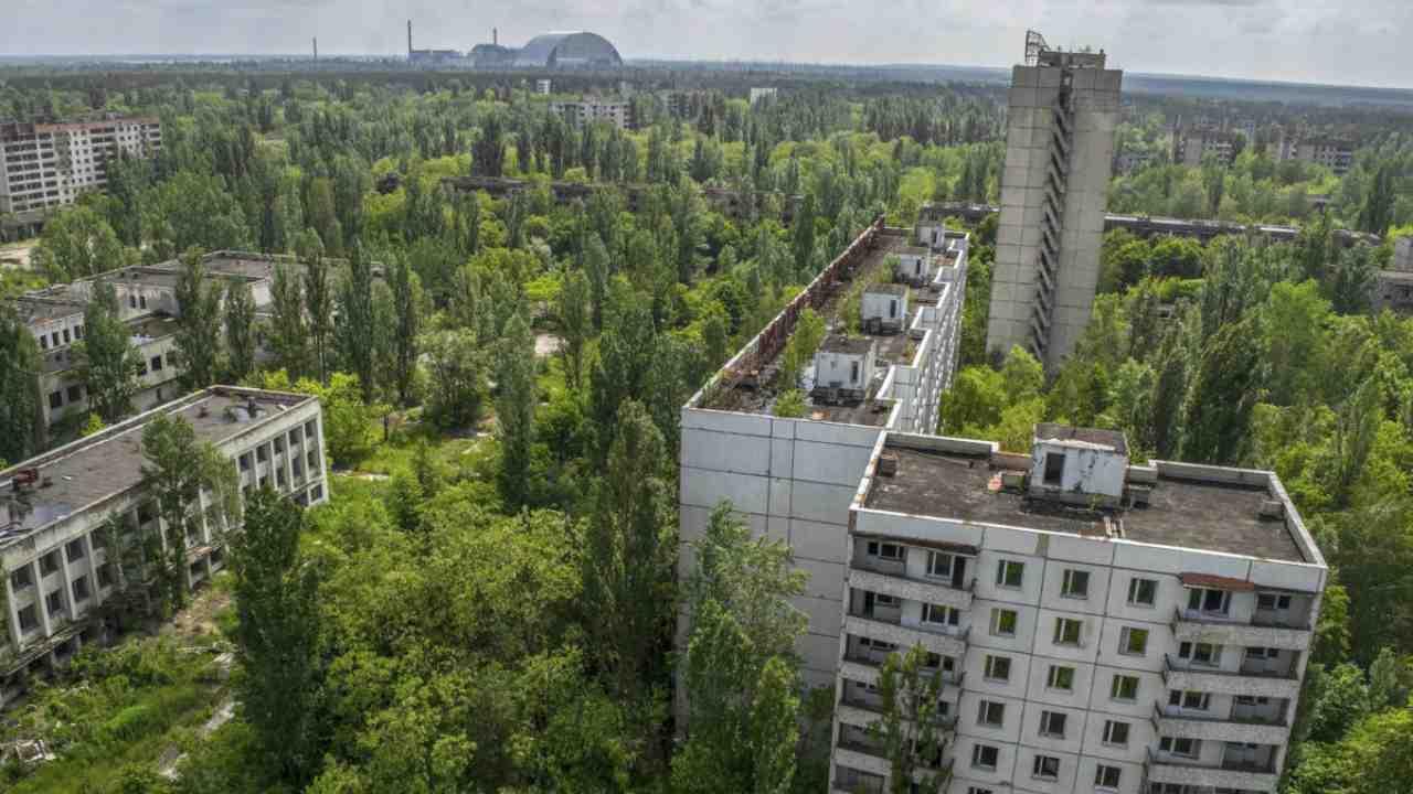 Chernobyl come Io Sono Leggenda (Foto Rinnovabili.it)