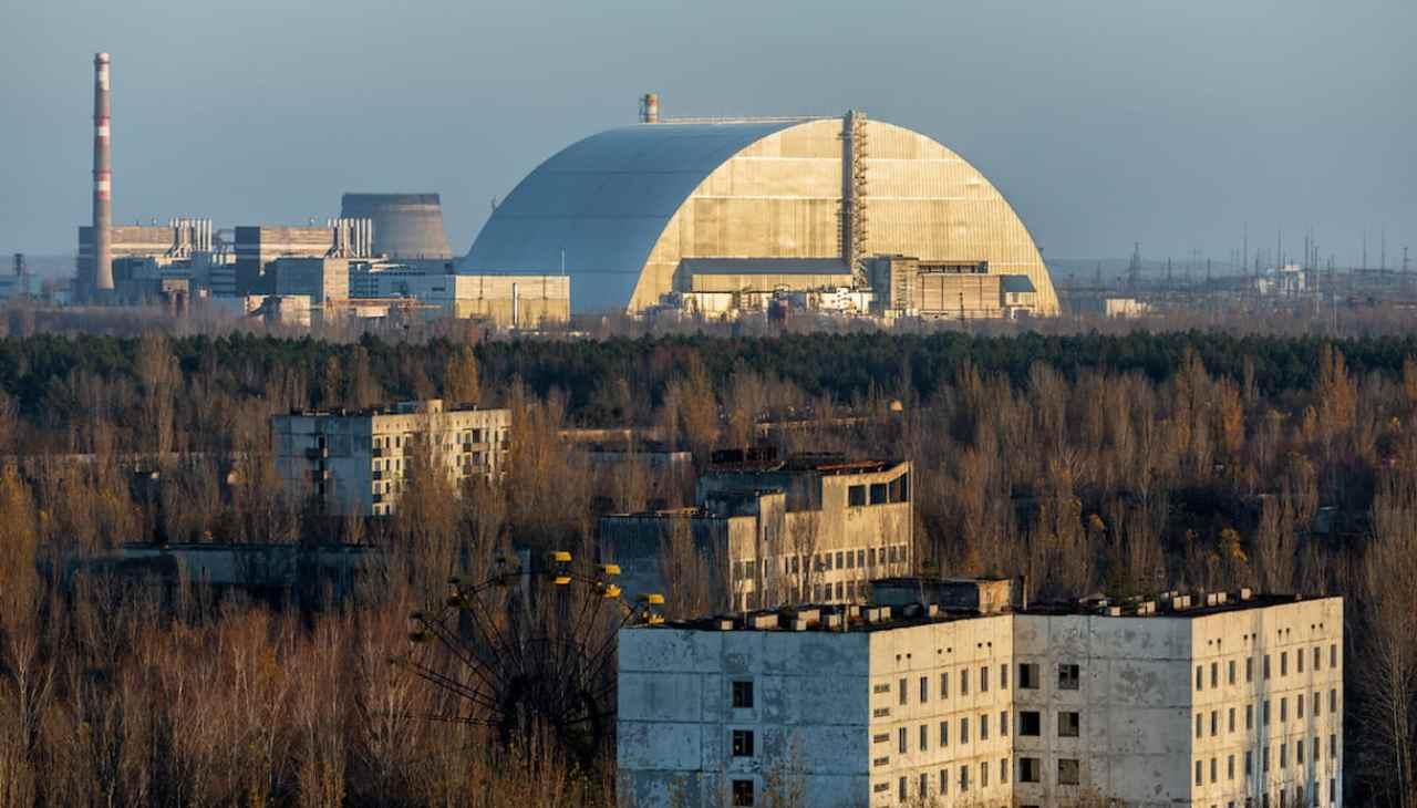 Chernobyl oggi (Foto Siviaggia)