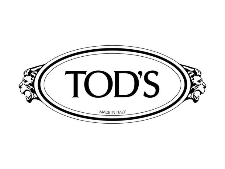 Chiara Ferragni entra in Tod's (Logo ufficiale)