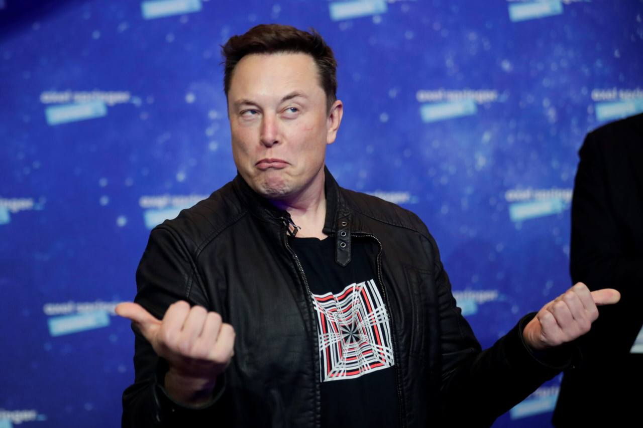 Elon Musk (Foto Forbes)