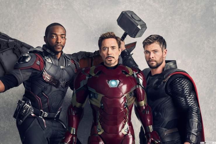 Esoscheletri Iron Man (Foto Orgoglionerd)