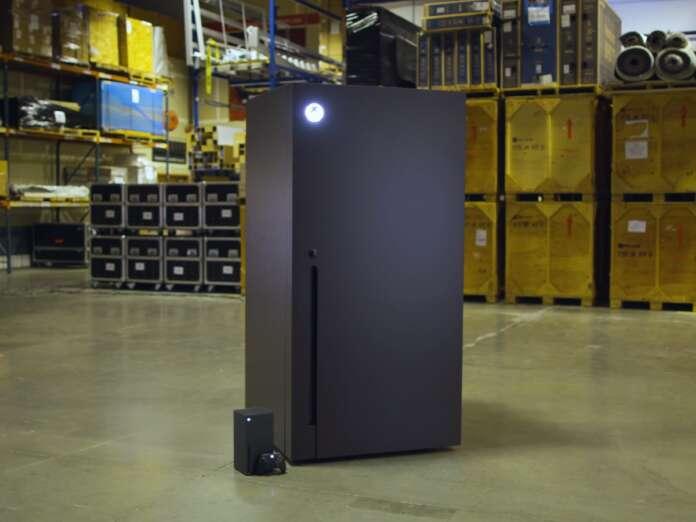 Microsoft produrrà mini-frigo Xbox