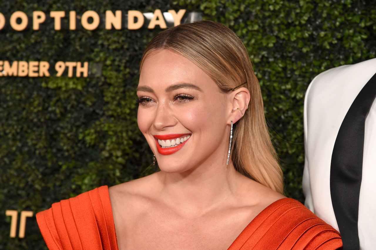 Hilary Duff (Foto Elle.com)