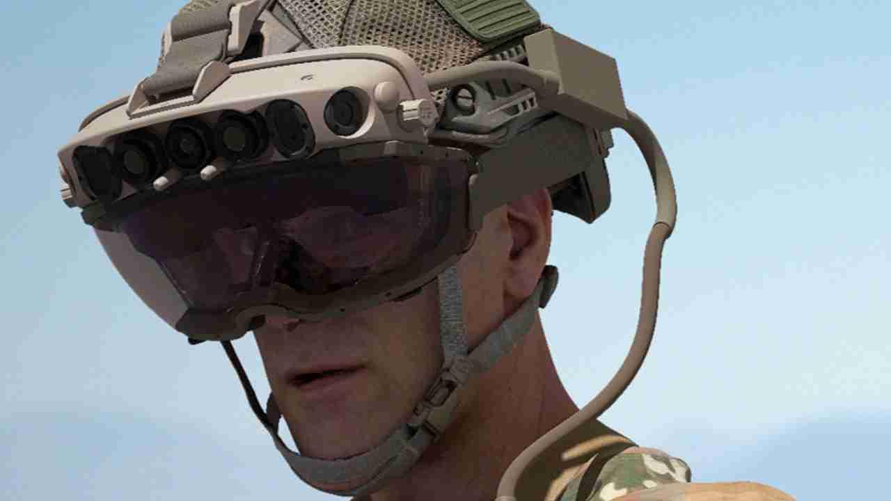 IVAS e HoloLens