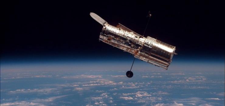 Telescopio Hubble (Foto Wired)