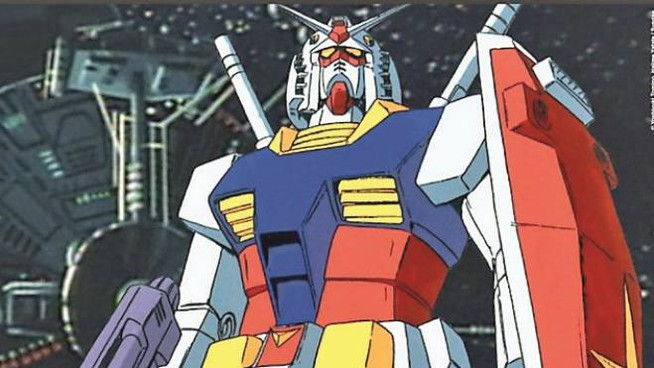Gundam conquista Netflix