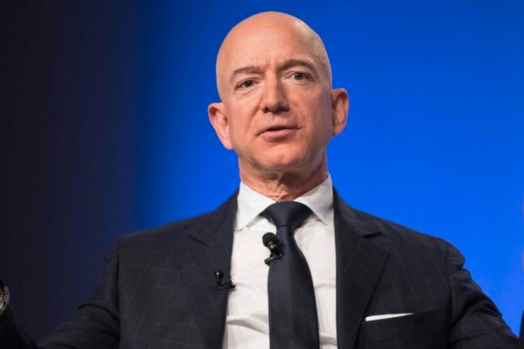Jeff Bezos (Foto Foodweb)