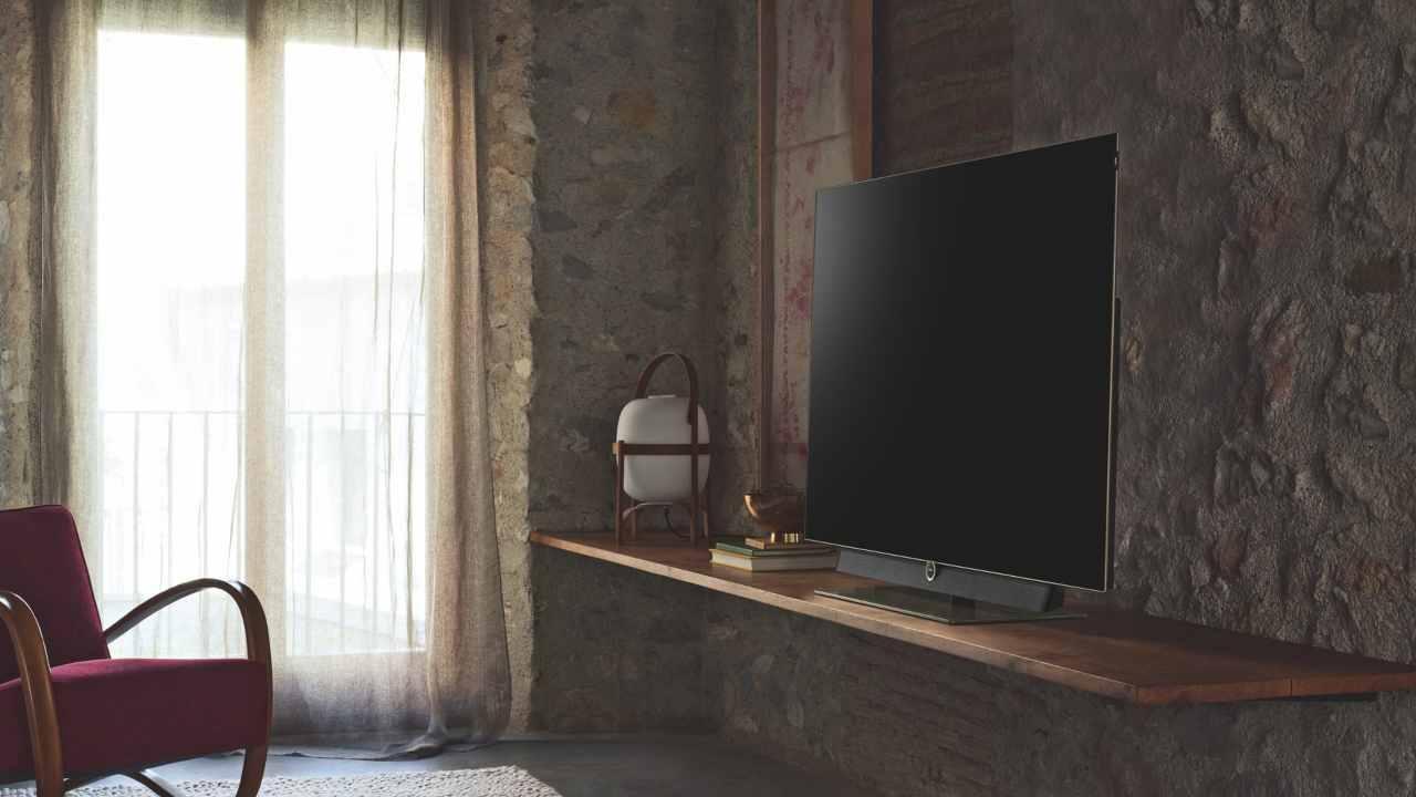 Smart TV con pannello OLED