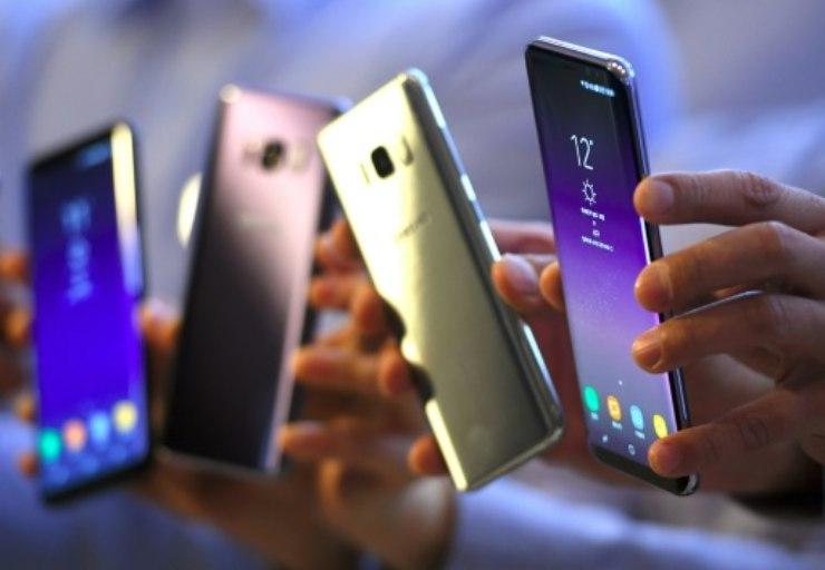 Mercato smartphone e covid (Foto Phys.org)