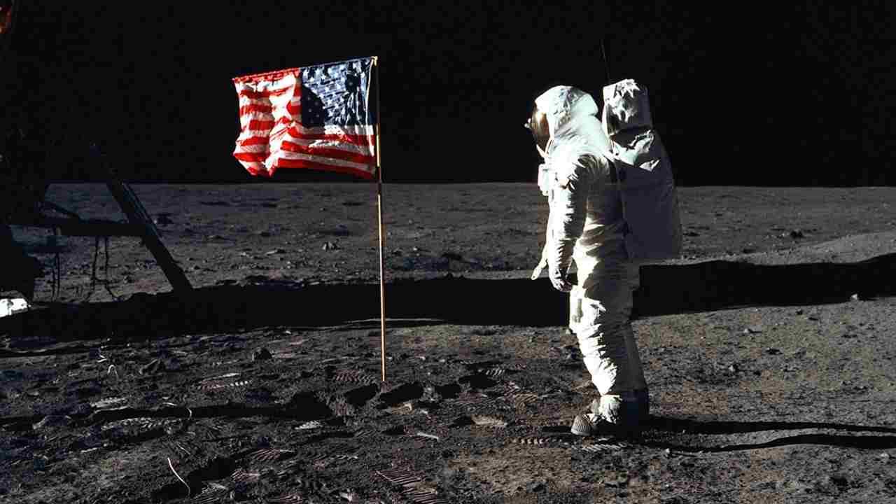 Atterraggio sulla Luna