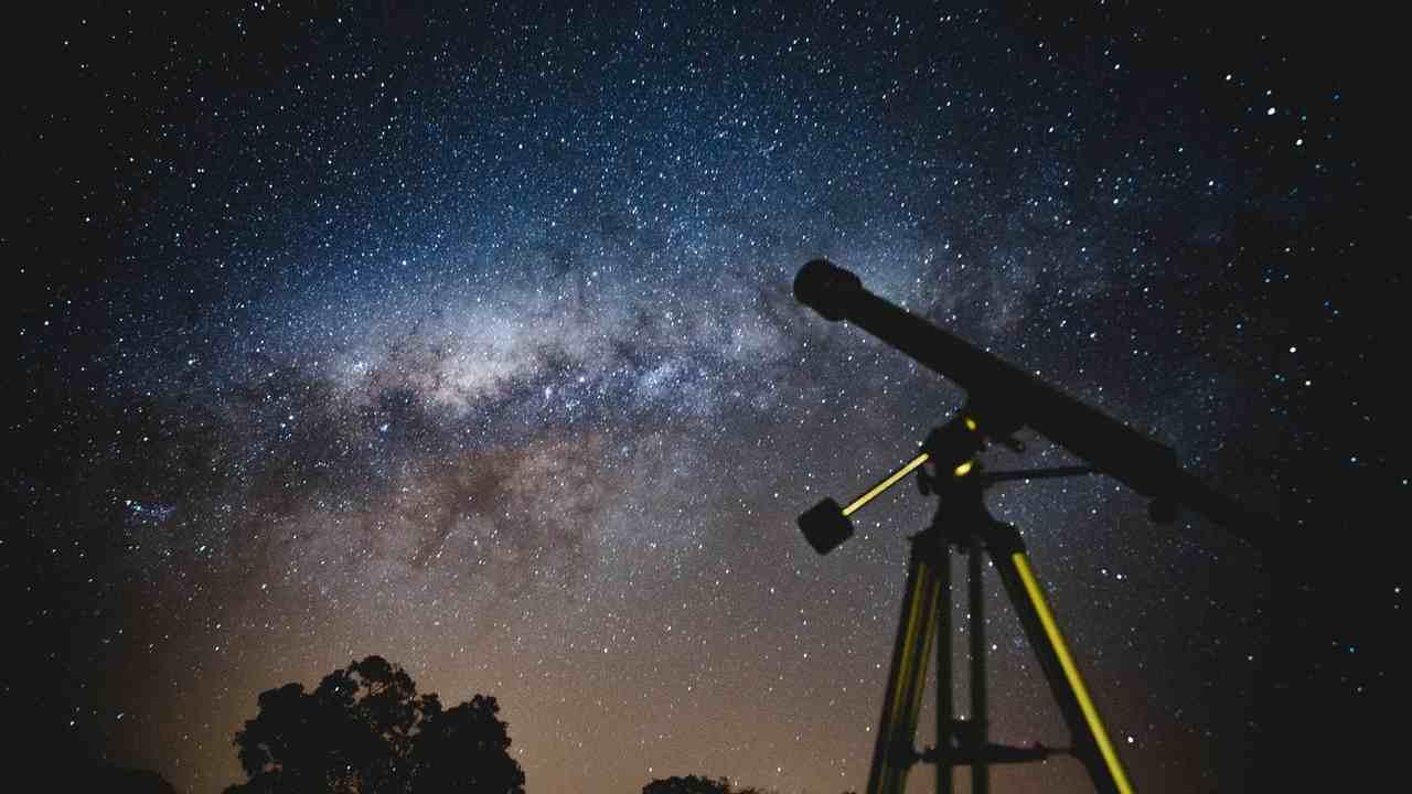 Stelle al telescopio