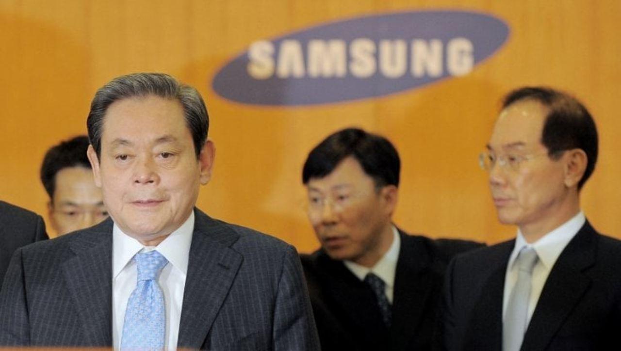 Samsung e il problema eredità (Foto Corriere)
