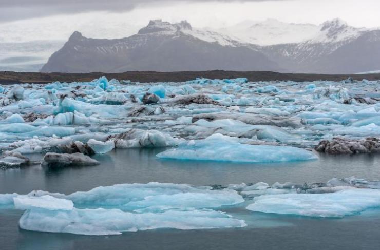 Scioglimento dei ghiacciai (Foto Inabottle)