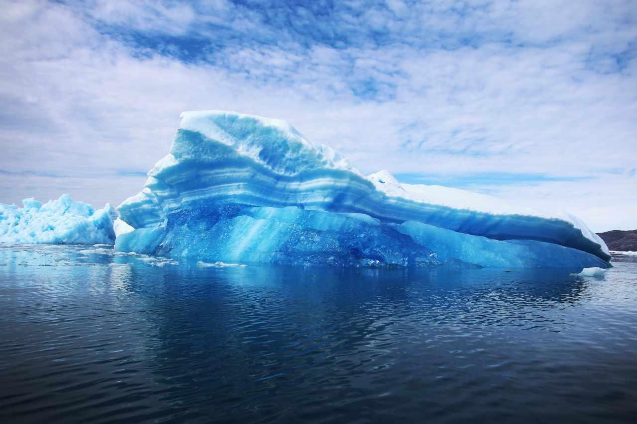 Scioglimento ghiacciai (Foto Wired)