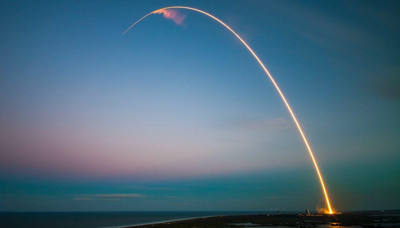 Momento del lancio