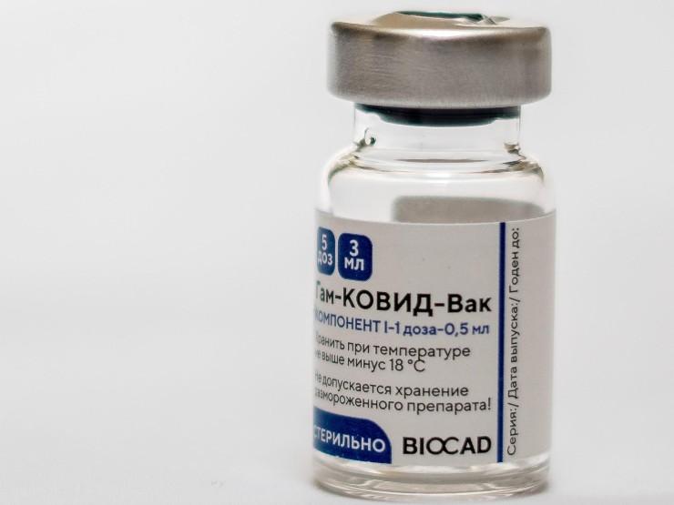 Vaccino Sputnik (Adnkronos)