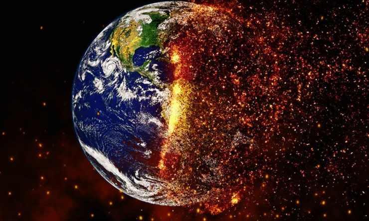 Lo studio choc sulla Terra (Foto Thelogicalindian)