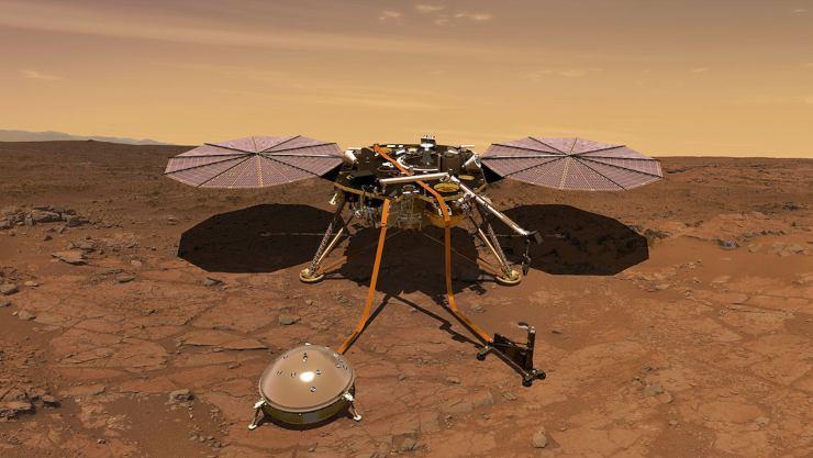 Terremoti su Marte (Foto Wired)