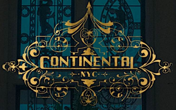 John Wick, The Continental (Foto Skytg24)