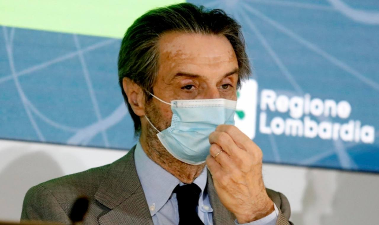 Vaccino covid Lombardia (Foto Prealpina)