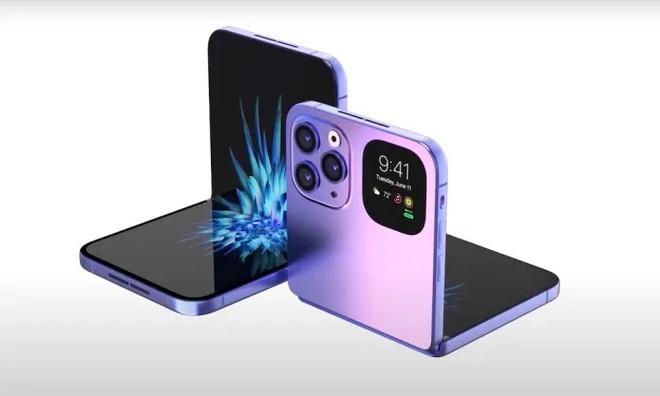iPhone pieghevole da 8 pollici