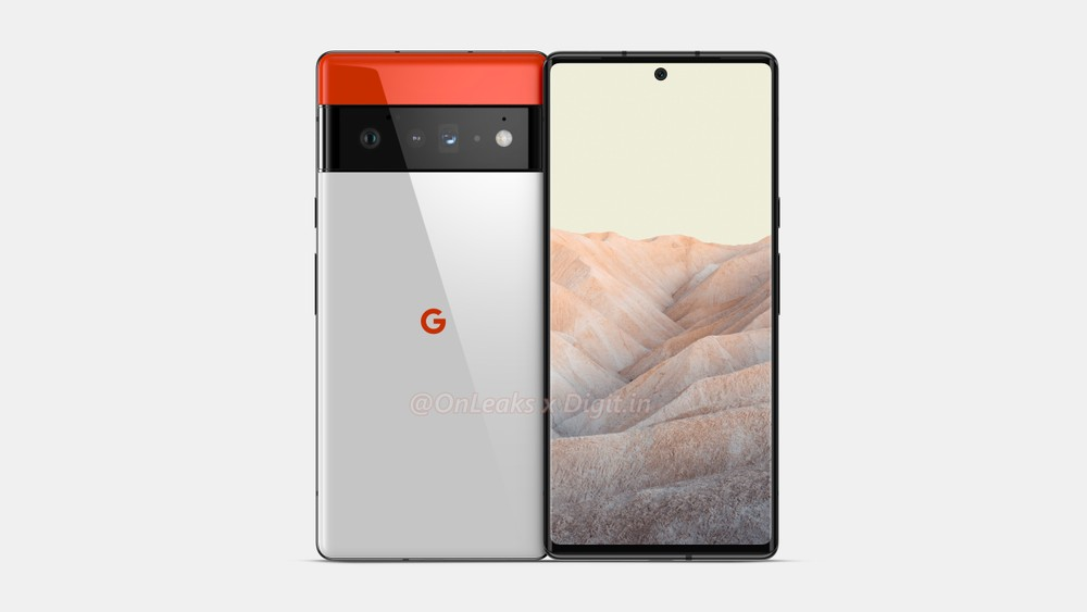 Google PIxel 6: nuove conferme