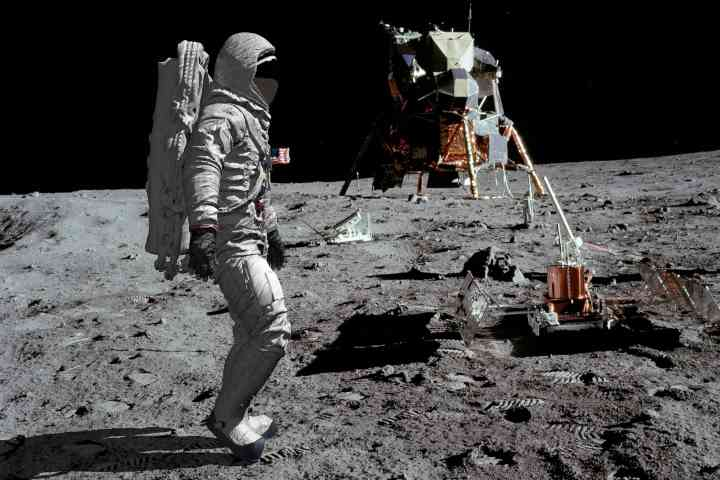 Rover missione Artemis