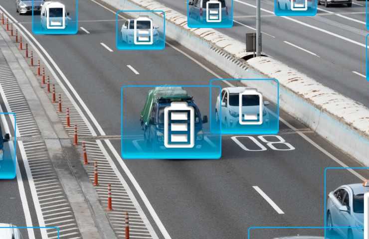Auto elettriche in autostrada