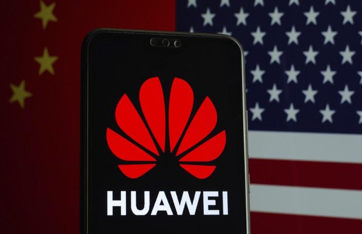 Huawei ban U.S.A.