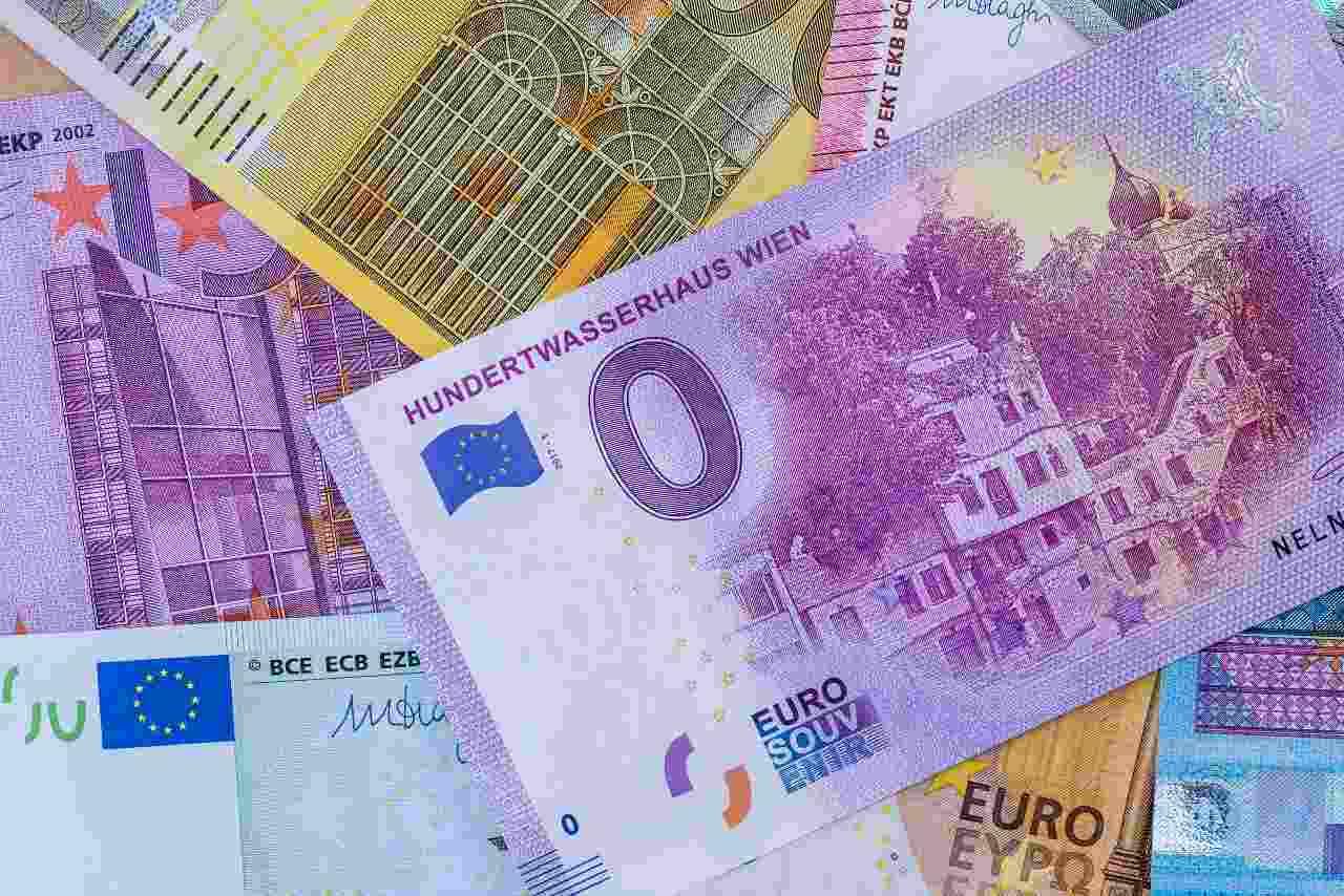 Banconote da zero euro (Adobe Stock)