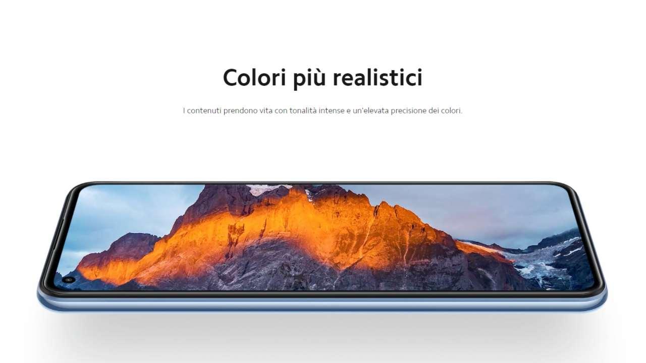 Colori display