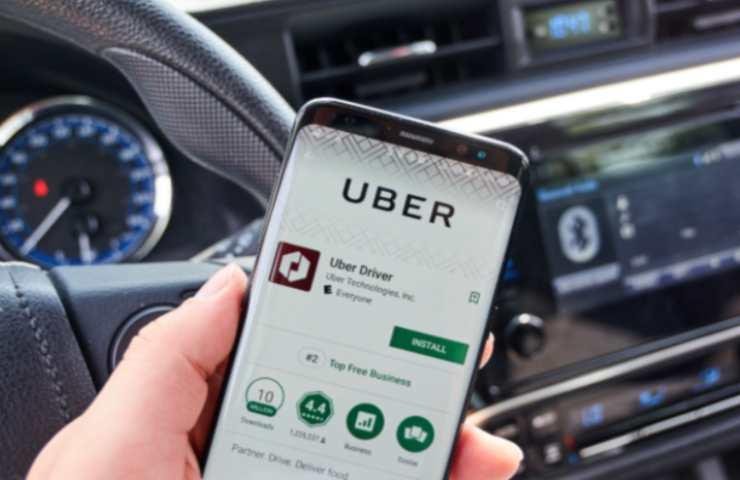 Uber prezzo scontato