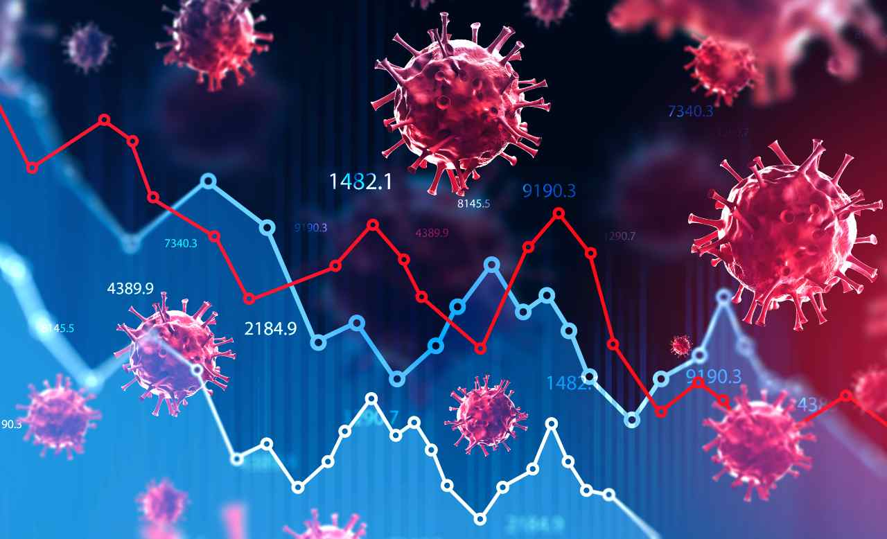 Covid-19, il virus (Adobe Stock)