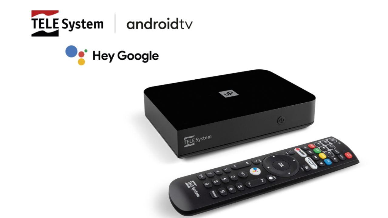 Nuovo apparecchio TELESystem