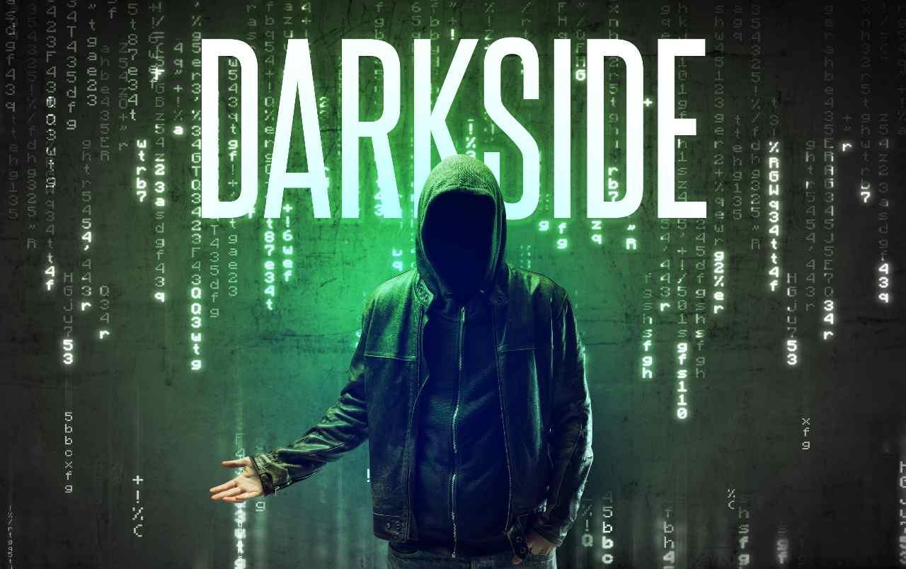 Hacker DarkSide (Adobe Stock)