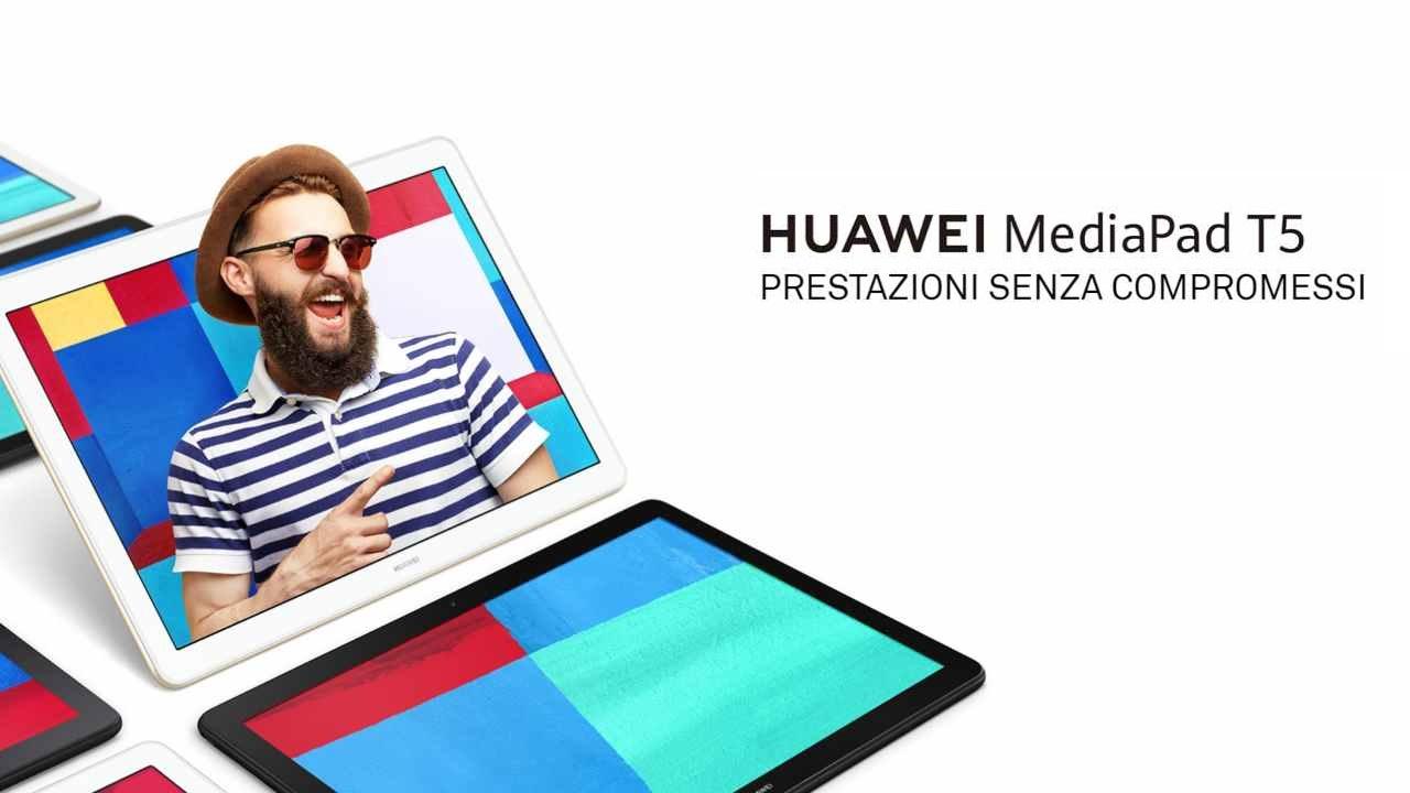 Mediapad T5 10 Wi-Fi